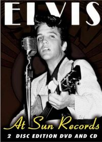 Cover Elvis Presley - Elvis At Sun Records [DVD]